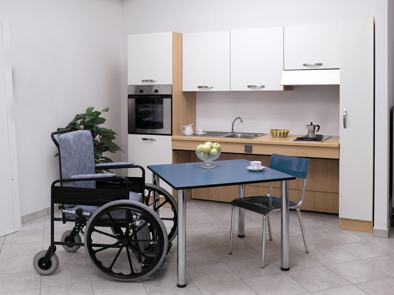 Cucina Disabili < Cucina Disabili < Arredo RSA < MPArredamenti